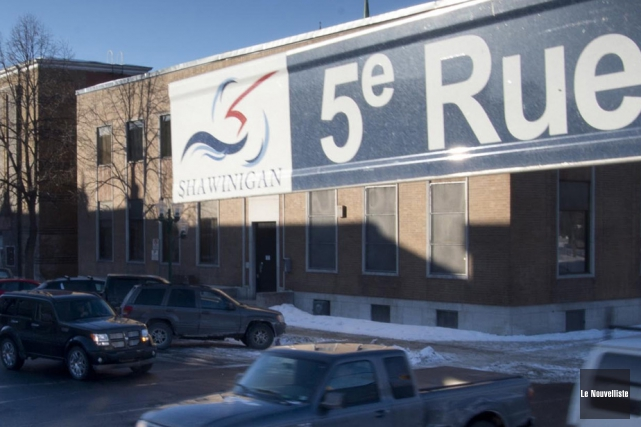 La 5e Rue au centre-ville de Shawinigan pourrait... (Photo: Sylvain Mayer, Le Nouvelliste)