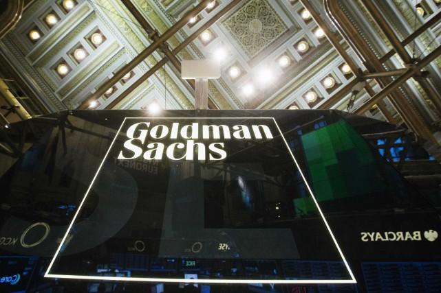 La banque américaine Goldman Sachs envisage de monter un fonds pour racheter... (PHOTO ARCHIVES REUTERS)