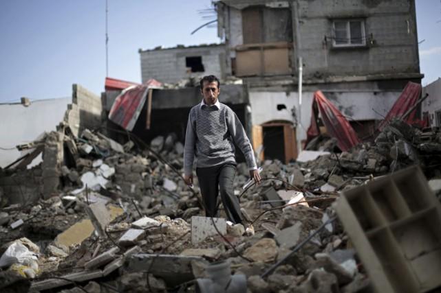 L'année 2014 a été «catastrophique» pour les victimes civiles des conflits,... (Photo: AP)
