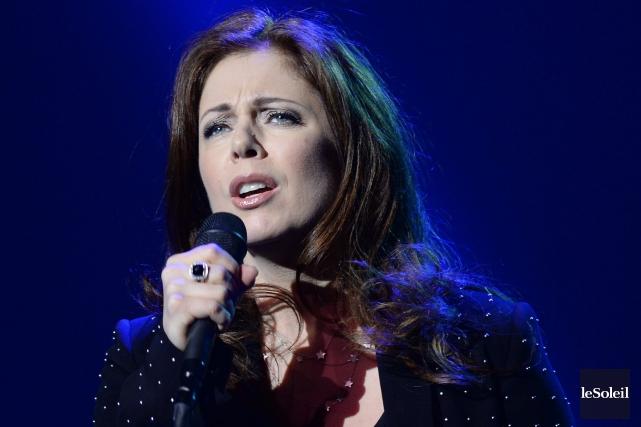 Isabelle Boulay prêtera sa voix aux chansons popularisées... ((Archives Le Soleil, Érick labbé))