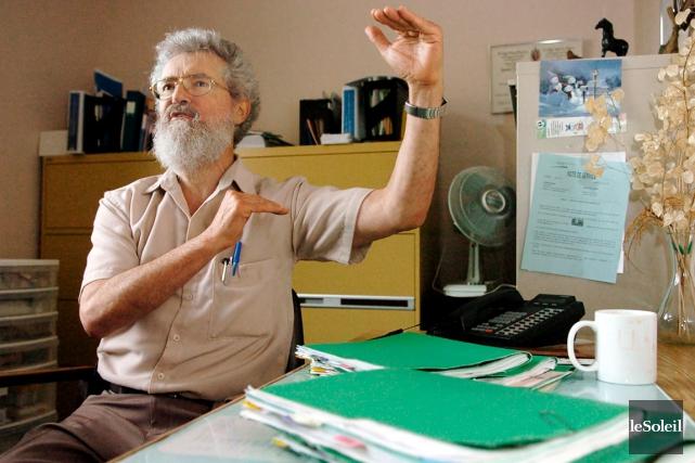 Le combat du psychiatre Pierre Mailloux contre son... (Photothèque Le Soleil)