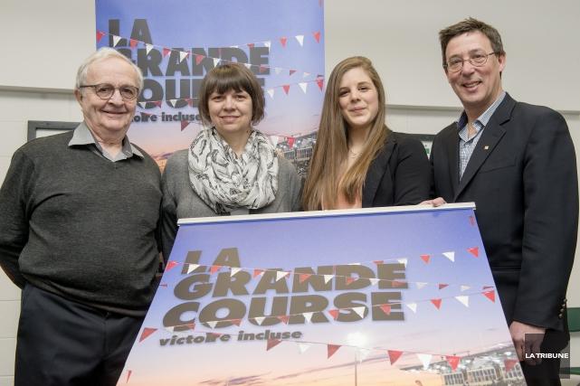 La Grande Course a été lancée par Dr... (Imacom, Frédéric Côté)