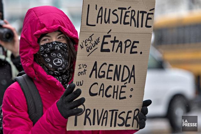 La Fondation1625 prévoit prendre de nouvelles mesures judiciaires... (Photothèque La Presse)