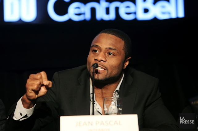 Jean Pascal exigeait que Sergey Kovalev subisse un... (Photo Martin Chamberland, archives La Presse)