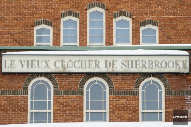 Les nouveaux propriétaires de l'ancien Vieux clocher de Sherbrooke avaient très... (Imacom, Frédéric Côté)