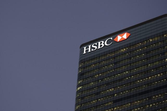 La banque britannique est au coeur d'un vaste... (PHOTO SIMON DAWSON, BLOOMBERG)