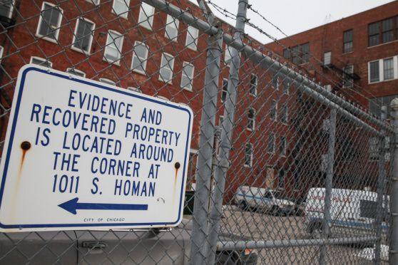 La police de Chicago, dans l'Illinois, a démenti mercredi utiliser un site... (Photo tirée du site web du Guardian)