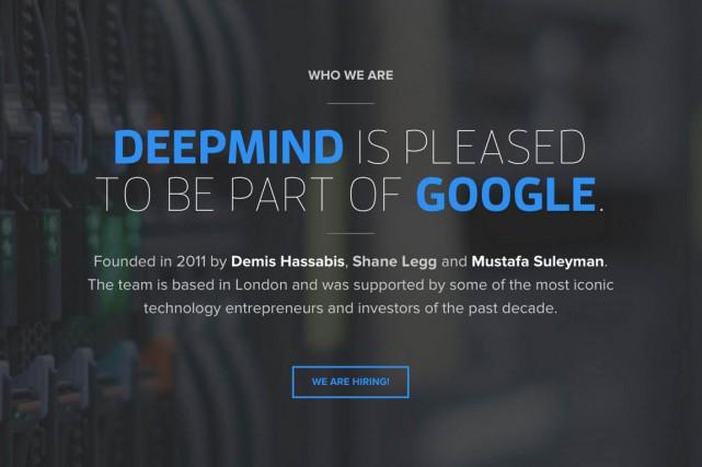Un système d'intelligence artificielle (IA) capable d'apprendre tout seul et de...