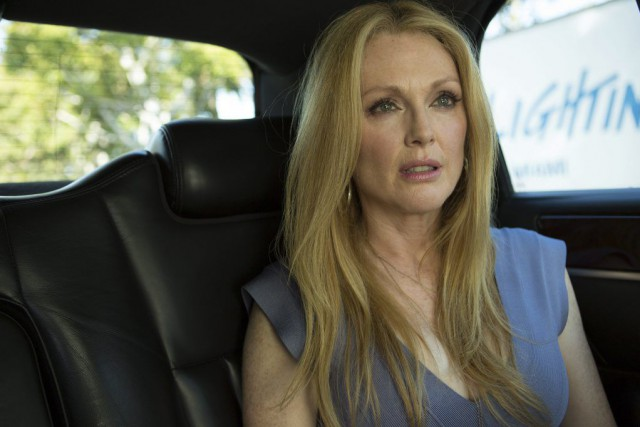 Julianne Moore dans Maps to The Stars (La carte des... (Photo Daniel McFadden, AP /Focus World)