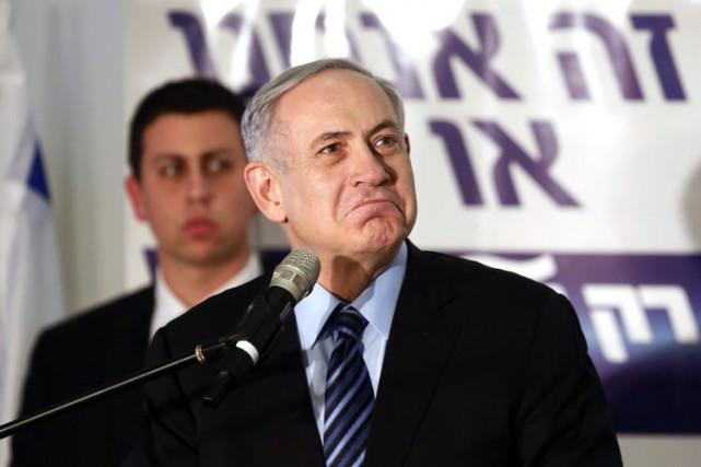 BenyaminNéthanyahouprononcera un discours devant les élus américains le... (Photo: Reuters)