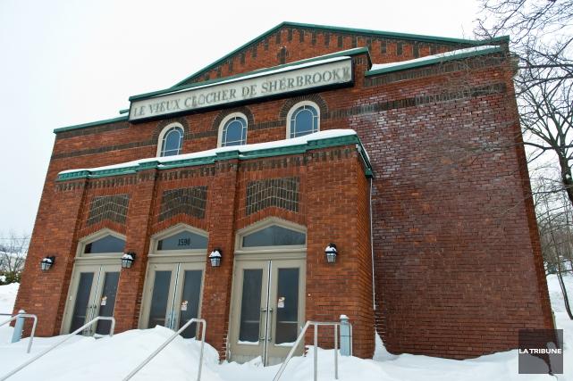 Si les nouveaux propriétaires du Vieux clocher de Sherbrooke demeurent discrets... (Imacom, Jessica Garneau)