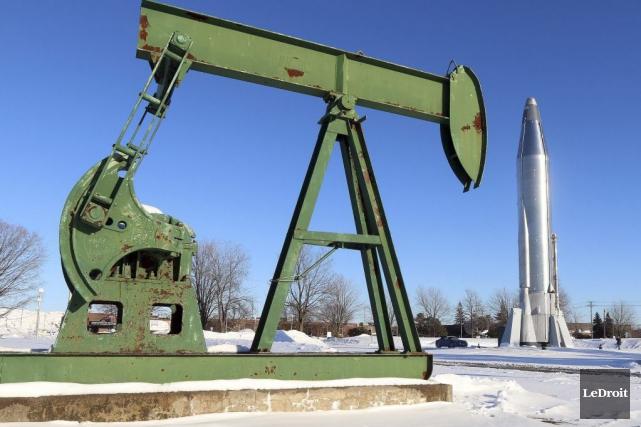 Nouvelle tuile pour le Musée des sciences et de la technologie du Canada:... (Étienne Ranger, LeDroit)