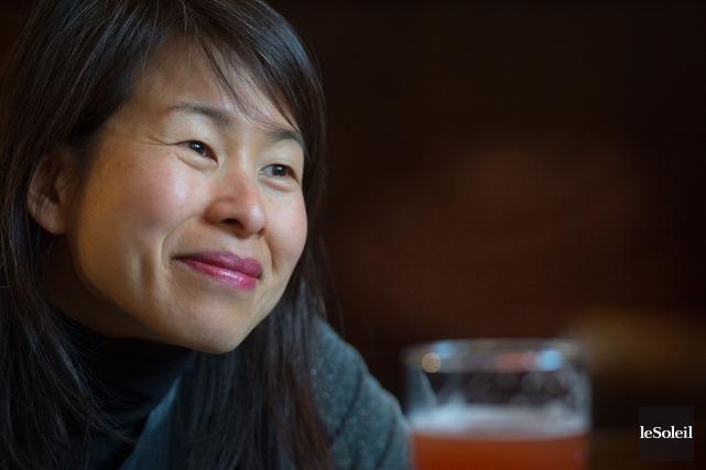 Kim Thúy: «Je suis née avec le don... (Photothèque Le Soleil)