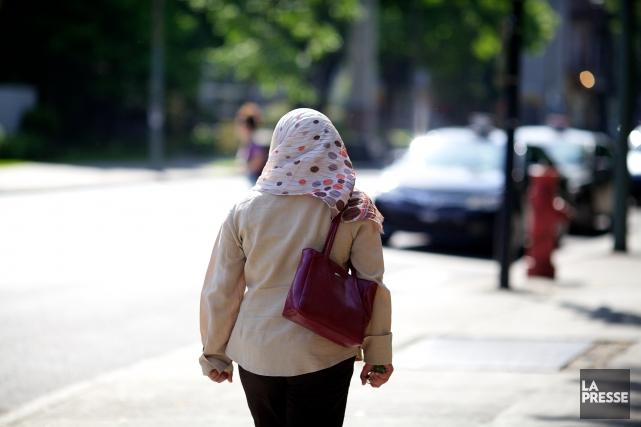 «Les enjeux identitaires sont les plus émotifs qui... (PHOTO SARAH MONGEAU-BIRKETT, archives LA PRESSE)