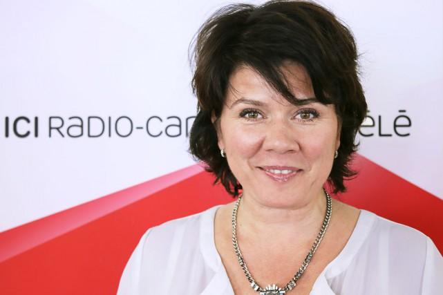 La nouvelle émission avec Marina Orsini pourra entrer... (Photo Ici Radio-Canada télé)