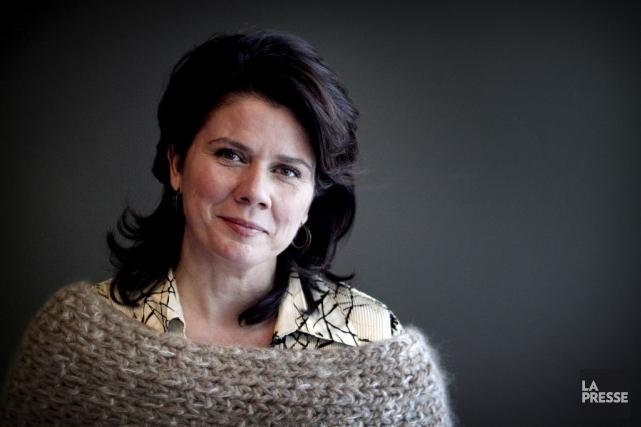 Marina Orsini détonne avec son empathie, sa bonne... (Photo Marco Campanozzi, La Presse)
