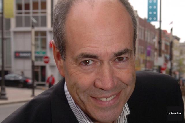 L'auteur, André Gabias, a été député de Trois-Rivières... (Photo: François Gervais, Le Nouvelliste)