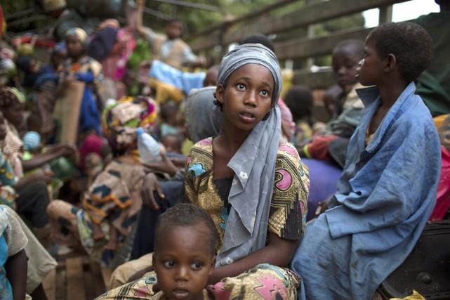 La Centrafrique a sombré dans le chaos après... (PHOTO SIEGFRIED MODOLA, ARCHIVES REUTERS)