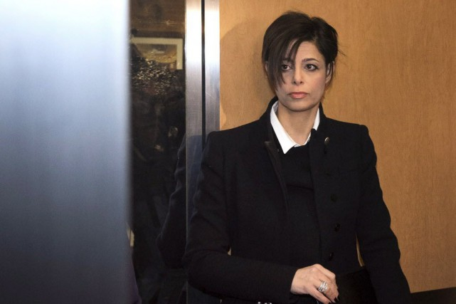 L'avocate de Jian Ghomeshi,Marie Henein,n'a pas parlé aux... (Photo Darren Calabrese, La Presse canadienne)