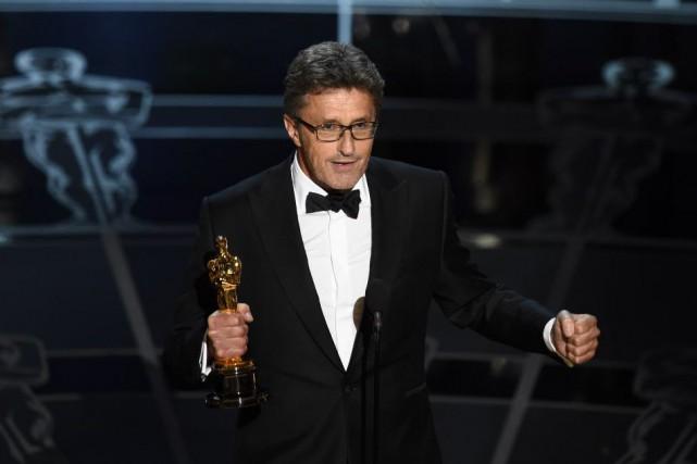 Le réalisateur britanno polonais Pawel Pawlikowski.... (PHOTO ROBYN BECK, AFP)