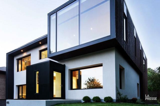 Découvrez 14 maisons d'exception conçues par la crème des architectes du... (Photo fournie par Adrien Williams)