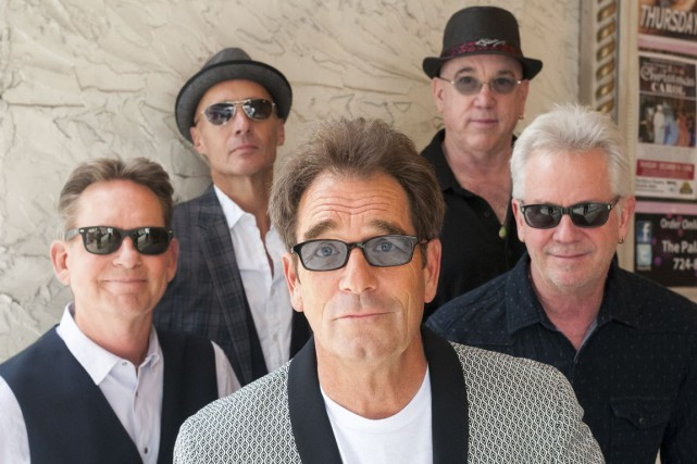 Huey Lewis and the News... (Photo fournie par le FIJM)