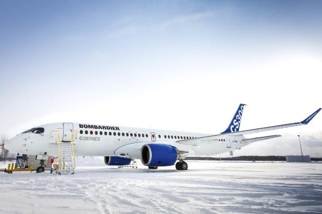 De manière prudente, Bombardier vient de resserrer davantage son plan... (Photo fournie par Bombardier)