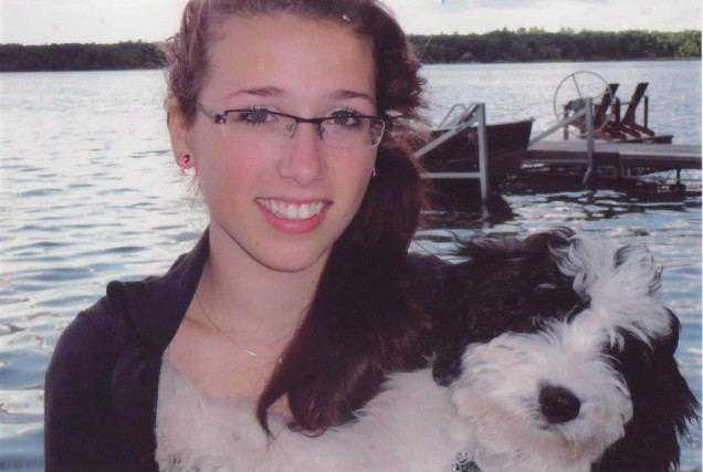 Rehtaeh Parsons... (PHOTO ARCHIVES LA PRESSE CANADIENNE/FACEBOOK)