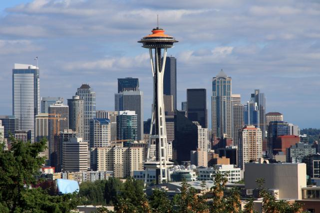 L'arrivée d'une équipe de la LNH à Seattle... (Photo archives Bloomberg)