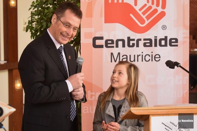 Le président de cabinet de la campagne 2014... (Photo: François Gervais, Le Nouvelliste)