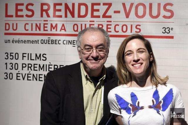 Mommy,de Xavier Dolan, a décroché le prix Luc-Perreault/La... (Photo Bernard Brault, La Presse)