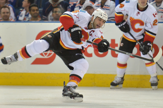 Mark Giordano... (Photo Chris LaFrance, archives USA Today)