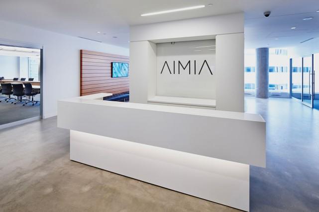 Le gestionnaire de programme de fidélisation Aimia(T.AIM)a... (PHOTO FOURNIE PAR AIMIA)