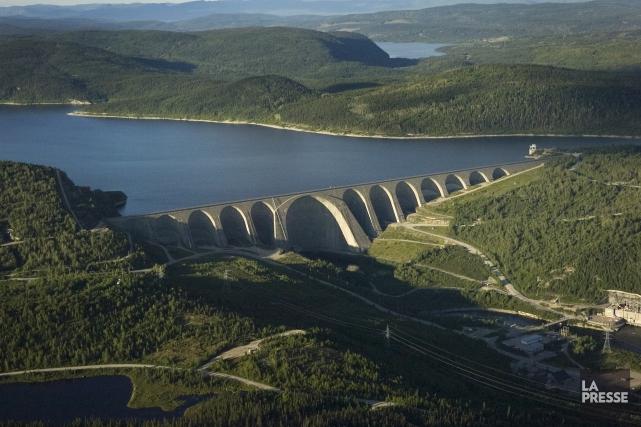 Le Québec est le quatrième principal producteur d'hydroélectricité... (Photothèque Le Soleil)