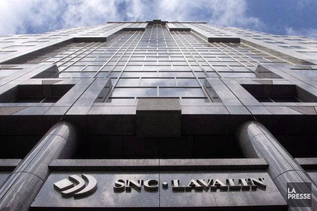 SNC-Lavalin n'a pas voulu faire de commentaires concernant... (Photo Patrick Sanfaçon, archives La Presse)