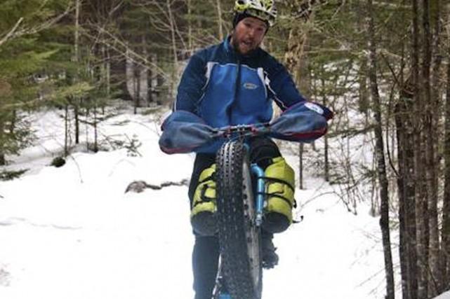Le coordonnateur provincial pour l'organisation International Mountain Bicycling... (photo tirée de Facebook)