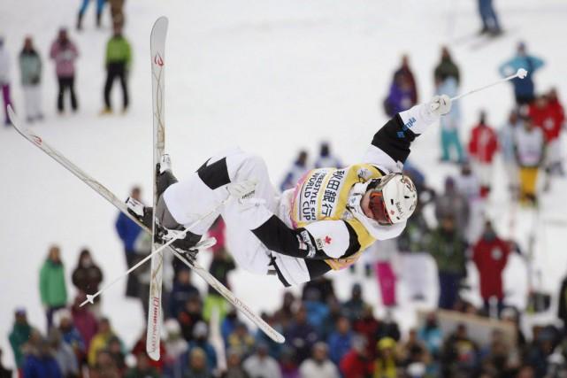 Il s'agissait d'une sixième victoire consécutive et d'une... (PHOTO KYODO NEWS, AP)