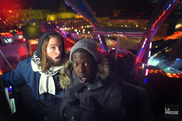 Claude Bégin et Karim Ouellet agiront à titre... (PHOTO BERNARD BRAULT, LA PRESSE)