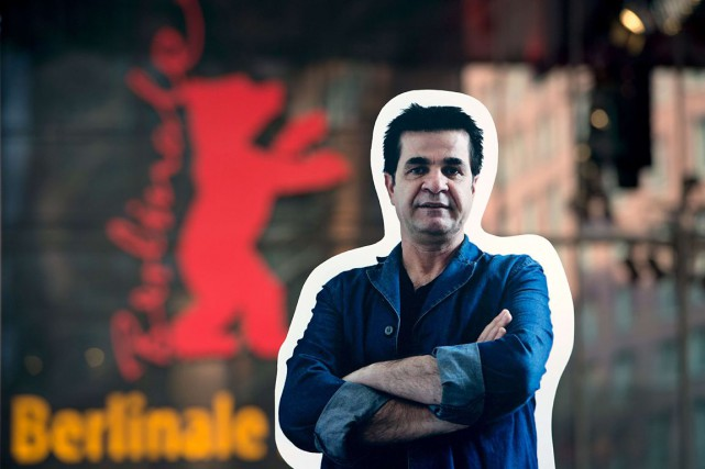 Jafar Panahi... (PHOTO JOHANNES EISELE, ARCHIVES AFP)