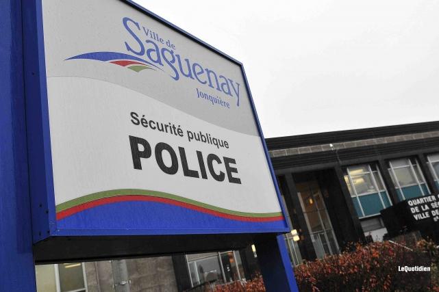 Le policier de Saguenay Dany Harvey devra répondre... ((Archives Le Quotidien))