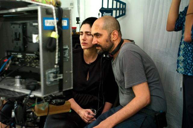 Les cinéastes Ronit et Shlomi Elkabetz ont soulevé... (Photo fournie par EyeSteel Films)
