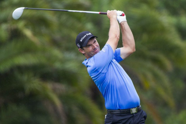 Padraig Harrington... (PHOTO PETER CASEY, USA TODAY)