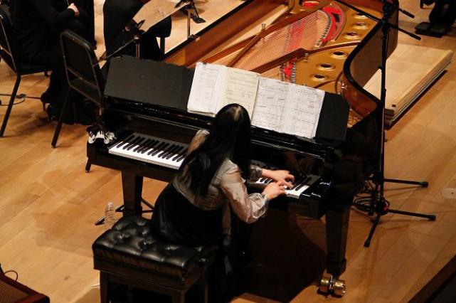 L'interprétation de la Turangalîla-Symphonie a été dignement accomplie... (Photo Andréa Cloutier pour le festival Montréal / Musiques Actuelles)