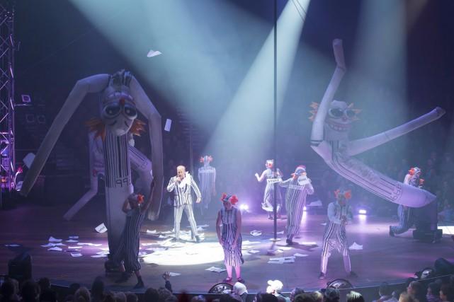Circus Oz a l'impression d'avoir établi un véritable... (Photo fournie par Circus Oz)