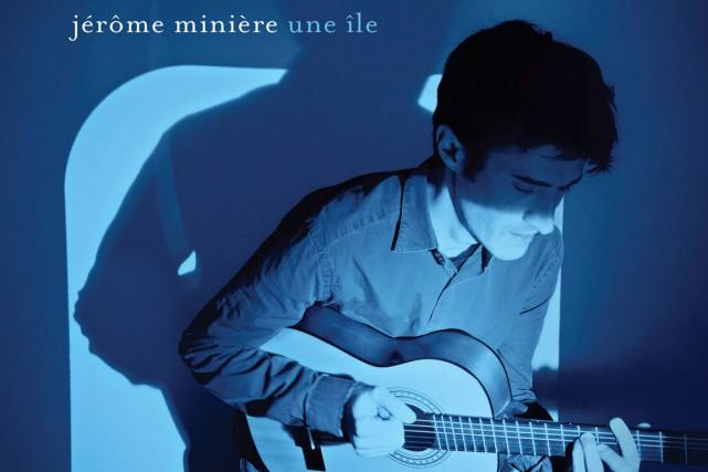AvecUne île, Jérôme Minière signe un disque-fugue délicieusement...