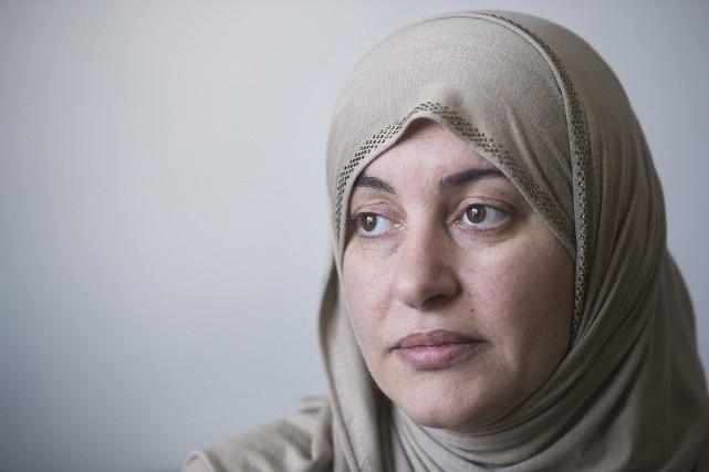Mme El-Allouli devait comparaître mardi à la Cour... (Photo Graham Hughes, La Presse Canadienne)