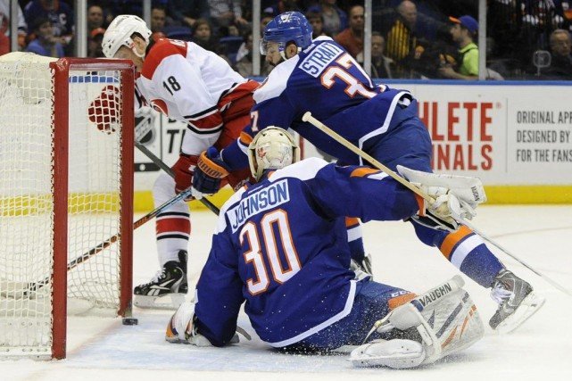 Jay McClement... (Photo Kathy Kmonicek, AP)
