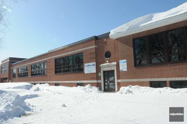 La Commission scolaire anglophone Central Quebec (CQSB) veut... ((Photo Le Quotidien, Michel Tremblay))