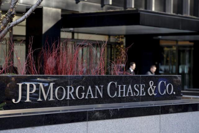 Première banque américaine en termes d'actifs, JPMorgan Chase... (PHOTO STAN HONDA, ARCHIVES AFP)