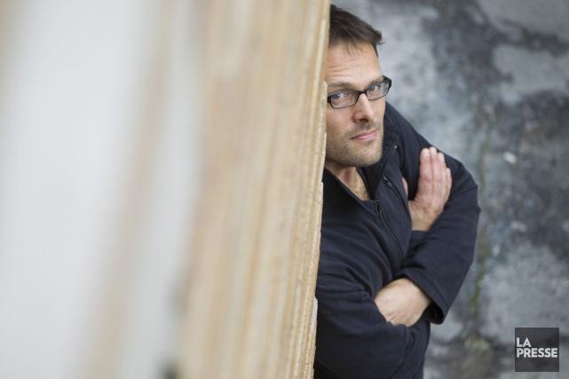 Hugo Latulippea constaté - avec un petit pincement... (Photothèque La Presse)